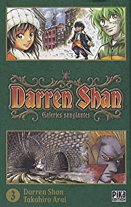 Darren Shan Edition simple Tome 3