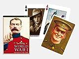 Piatnik 1642.0 ersten Weltkrieges Centenary Spielkarten Single Deck