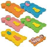Baby Badeschwamm Sitzschwamm Badeunterlage Für Babys ab der Geburt Gr.MAXI (Grün)