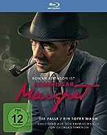 KOMMISSAR MAIGRET: Die Falle / Ein toter Mann [Blu-ray] hier kaufen