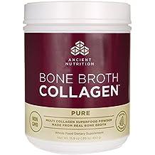 Ancient Nutrition - Pure de colágeno de caldo de hueso - 15.9 ...