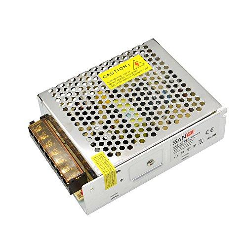 EMC EMI EMS 120W Schaltnetzteil 12V Einheit 10A 12VDC LED Treiber Trafo 220V 110V AC zu DC 12V Konverter (Sanpu ps120-w1V12EMC) 110v Dc Led