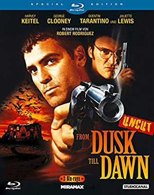 From Dusk Till Dawn (UNCUT) (Blu-ray)