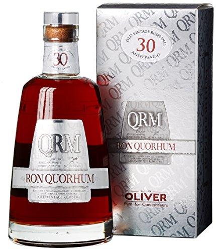 Quorhum Rum Rum 30 Jahre  im Test