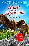 Mord in der Alpenvilla: Ein Alpenkrimi (Ein-Tina-Gründlich-Krimi 3)