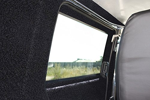 7m x 2m Includes 7 x Trimfix Glue Choose from 30 Sizes of Silver Coloured Super Stretch Van Lining Carpet