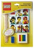 Lego Set di cartoleria, colore: Bianco