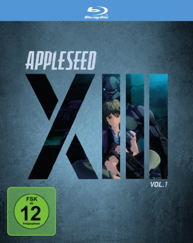 Appleseed XIII - Vol. 1 [Blu-ray]