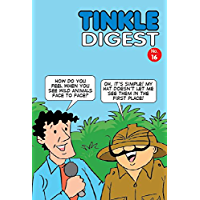 Tinkle Digest 16