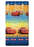 Maxi & Mini–Cars Flash McQueen Spannbettlaken, 90x200cm–100% Baumwolle (08)
