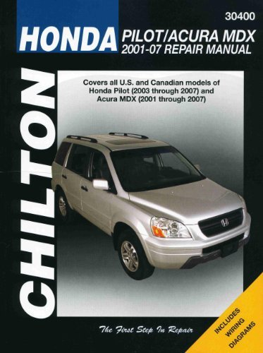 chilton-total-car-care-honda-pilot-acura-mdx-01-07-chiltons-total-car-care-repair-manuals-by-chilton