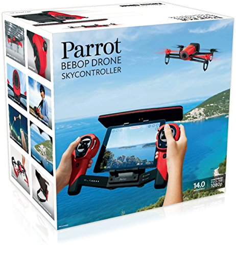 Parrot Bebop Drohne + Skycontroller - 9