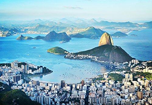 Idealdecor 145 Rio, 366 x 254 cm - Idealdecor Murals
