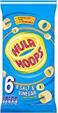 KP Hula Hoops Salt & Vinegar 7 X 25G by Intersnack
