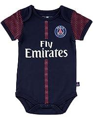 Body bébé Maillot domicile PSG - Collection officielle PARIS SAINT GERMAIN - Bébé garçon