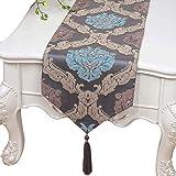 ZL-Tischläufer Tischläufer Tischdecke Tischdecke Matte Arbeitsplatte Dekoration Abdeckung Tuch (größe : 33 * 300cm)