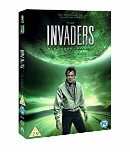 Invaders Season    DVD   Amazon co uk  Roy Thinnes  Kent Smith     Amazon co uk DVD  amp  Blu ray Movies TV Amazon Video The Hub Top Offers New  amp  Future Releases Blu ray Box Sets Best Sellers LOVEFiLM DVD Rental Advanced Search Browse