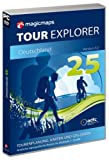 MagicMaps Routenplanungsoftware DVD Tour Explorer 25 Set West V6.0 Nw/He/Rp/Sl, FA003560031 -