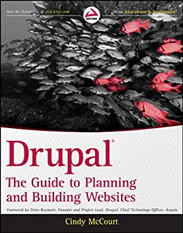 Drupal: The Guide to Planning and Building Websites by [McCourt, Cindy]