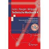 Technische Mechanik 4: Hydromechanik, Elemente der Höheren Mechanik, Numerische Methoden (Springer-Lehrbuch)