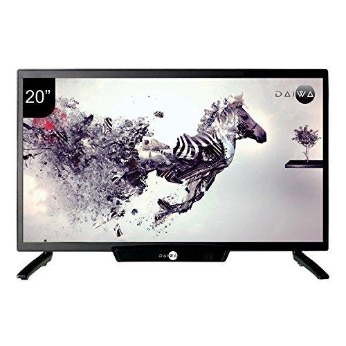 Daiwa 50.8 cm (20 inches) D21C1 HD Ready LED TV (Black)