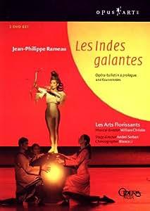 Rameau: Les Indes galantes - Opéra de Paris [DVD] [2004] [2010]