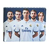 #5: Real Madrid C.F. Bi-Fold Wallet Players
