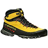 La Sportiva TX4 Mid GTX, Zapatillas de Senderismo Unisex Adulto, Amarillo (Yellow 000), 44 EU