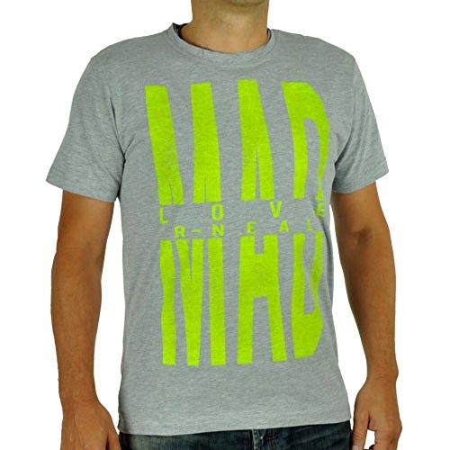 Rusty Neal T-Shirt T-shirt NEU VIELE FARBEN RTN 6597 Grau