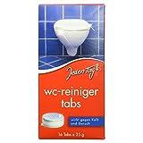 Jeden Tag WC-Reiniger Tabs, 16 Stück, 400 g