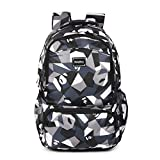 Best Book Bags - Online World Casual Laptop Backpack Canvas Travel Day-Pack Review