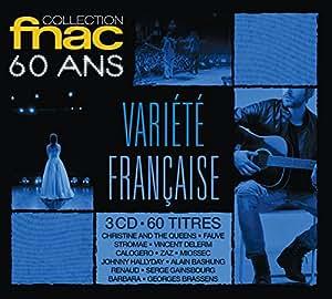 Collection Fnac 60 Ans Variété Française