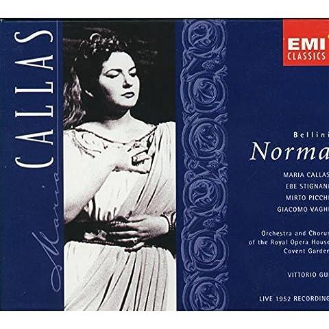 Bellini : Norma (live 1952, Covent Garden)