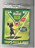 Ratol Glue Trap Traps Rat and Mice Size ...