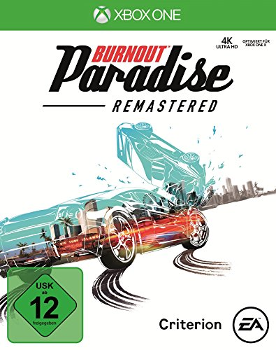 Burnout Paradise Remastered - [Xbox One] (Unfall-tv-serie)