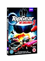 Top Gear - The Challenges 5 [Import anglais]