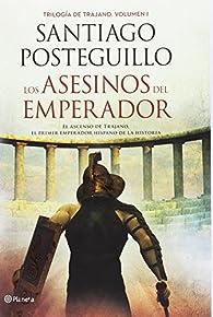Estuche de Navidad trilogía de Trajano par Santiago Posteguillo