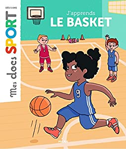 """Afficher """"J'apprends le basket"""""""