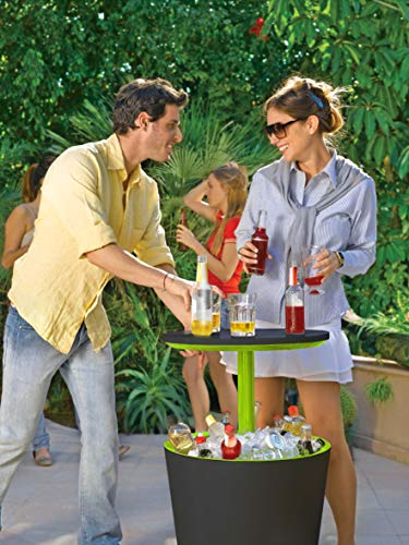 Keter Coolbar Tisch Stehtisch Kühlbox Cocktailbar - 5