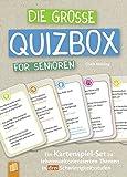 Die große Quizbox für Senioren: Ein Kartenspiel-Set zu lebensweltorientierten Themen in drei Schwierigkeitsstufen - Gisela Mötzing