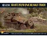 Bolt Action Sd.Kfz 251/10 Pak 36 Half-Track
