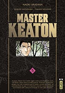 Master Keaton Edition simple Tome 5