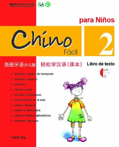 Chino facil para ninos vol.2 - Libro de texto