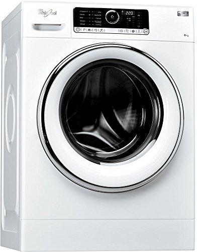 Whirlpool fscr 80421Waschmaschine 8kg 1400TRS/min A + + + Weiß
