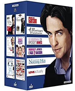 Coffret hugh grant coup de foudre notting hill love actually bridget jones bridget - Coup de foudre a notting hill streaming gratuit ...