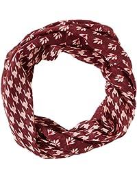 TOM TAILOR für Frauen Accessoire Schlauch-Schal im Muster-Mix