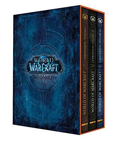 World of Warcraft: Chroniken Schuber 1 - 3 II: limitiert auf 222