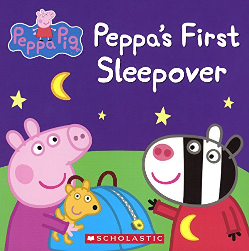 Peppa's First Sleepover (Peppa Pig)