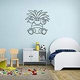 Stickers muraux Pokemon stickers muraux de décoration pour enfants