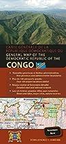 Congo Democratic Republic (French) Map